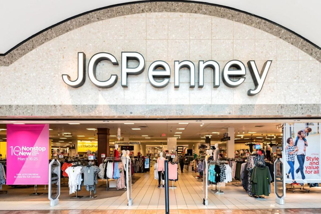 JC Penny Store